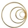 Beadalon Memwire Kit .50oz Assorted Sizes Gold